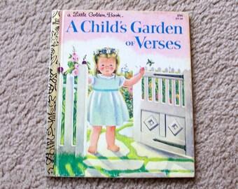 A Child's Garden of Verses Little Golden Book, Eloise Wilkin