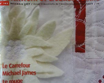 Magazine new Patchwork and textile design