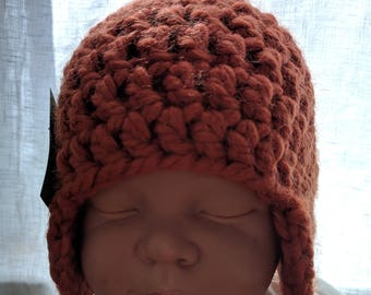 Warm Infant Gnome Hat