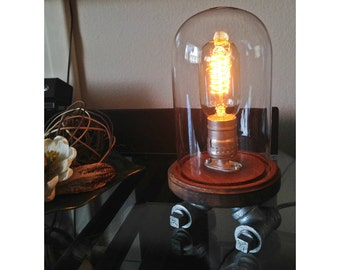 Unique Rustic Handmade Industrial Lighting By Millerlights