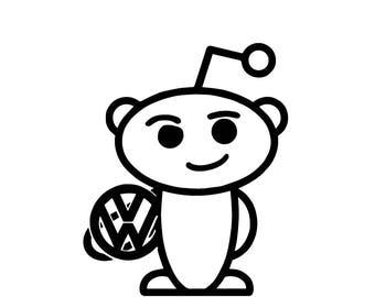 Reddit Volkswagen  (Free Same day Shipping)