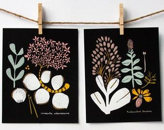 Succulent Print Set