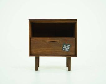 D286 Teak Bedside by Imperial Danish Mid Century Modern