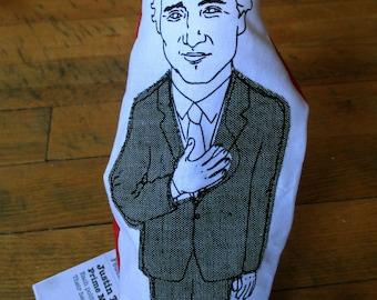 Justin Trudeau Finger Puppet