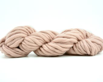 Super bulky yarn, super chunky yarn, merino wool yarn, thick yarn