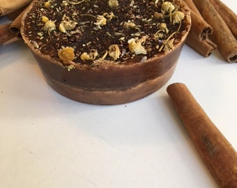 Cinnamon and Clove Soap Handmade With All Natural Ingredient