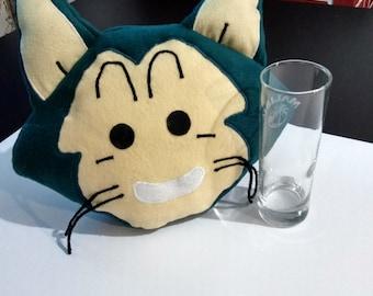 Handmade Dragon Ball Pual Pillow, Fantasy Plush Eco Friendly, Ready to Ship