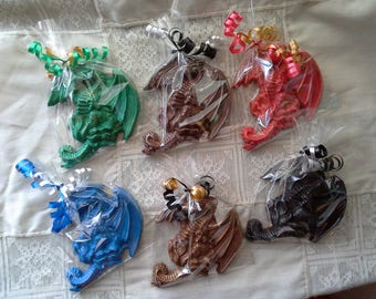 Chocolate  Dragons