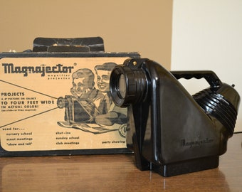 Original Magnajector from 1960 with Box