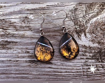 Fire Constellation earrings