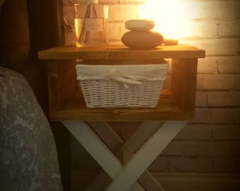 Handmade Bedside Tables/Display Table - Made to Order