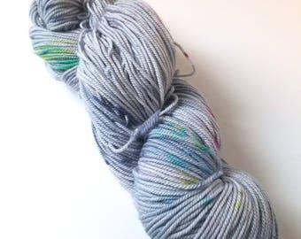 Untitled 07 - Postscript Sport - Hand-Dyed Sock Yarn