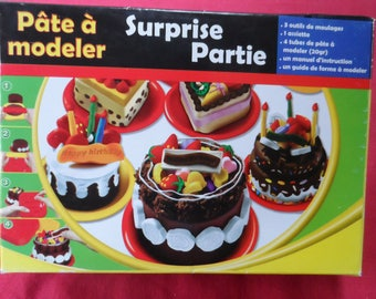 playdough party surprise kids game