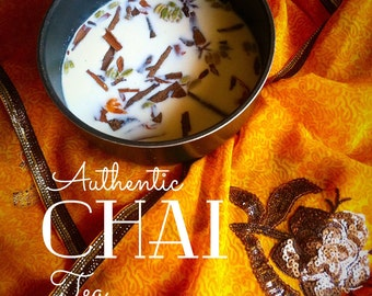 Chai Tea Kit