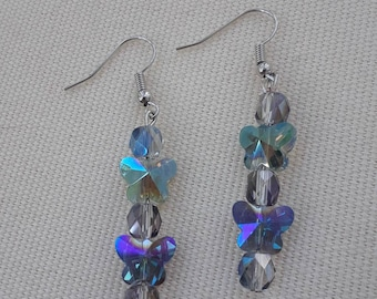 Gorgeous dangly earrings ready to ship!