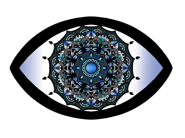 Evil eye mandala greek eye evil eye print turkish evil eye zoom buycottarizona