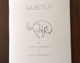 Quietly Minicomic - Schrodinger's Cat