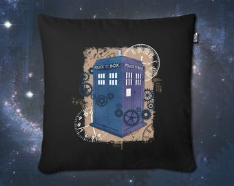 Time Travel Cushion cover