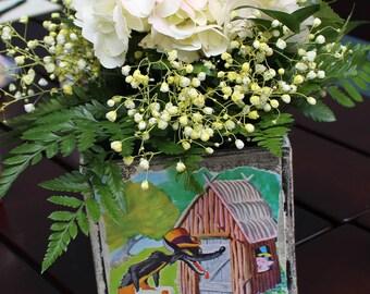 Storybook Flower Box