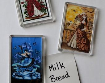 Fairy Fridge Magnets - You Choose