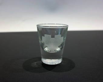 Glass shot The Legend Of Zelda - heart