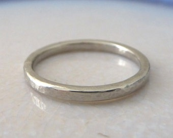 2mm Wedding Ring - Palladium