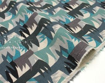 Japanese Fabric Grass - blue, sage, grey - 50cm