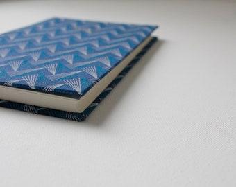 Deluxe ZIGGY Notebook. African Print notebook. Travel Journal. Luxury notebook. Plain notebook. Gift. Blank page. Sketch book.