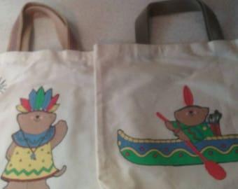Tote bags handmade