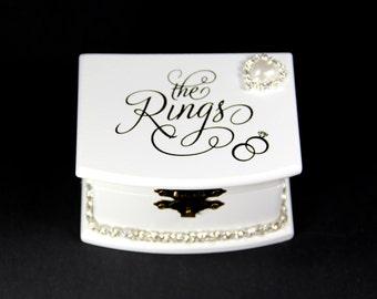 Ring Box, Proposal ring box, Wedding, Valentines Wooden Ring Box, Engagement Ring Box, Proposal Box, Wedding ring holder