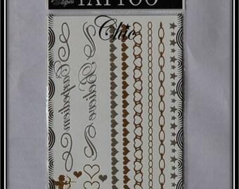Short-lived tattoo Tattoo Chic carpe diem