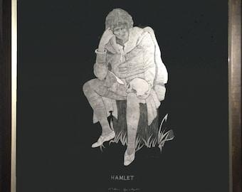 Hamlet- Prince of Denmark- Shakespeare Character