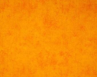 Riley Blake Cheddar Orange fabric BTY cotton