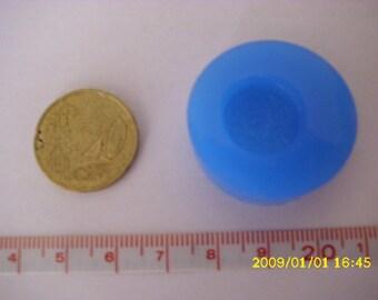 "1 silicone mold base""macaroon"" miniature"