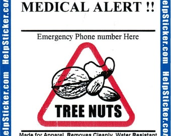 Food Allergy Alert