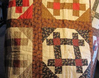 Thimbleberrie Cross Hatch Quilt