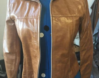 Brand new leather jacket. Womens leather jacket