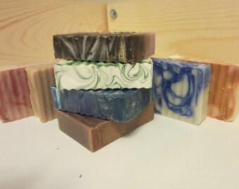 Ravenswood Hollow Handmade Soap - set of 6 bars