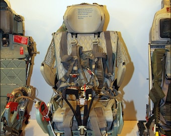 Poster, Many Sizes Available; Ejector Seat Of Mig-21Bis Fighter