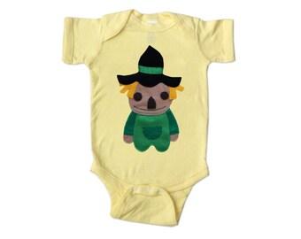 The Wonderful Wizard of Oz - Scarecrow Baby Infant Bodysuit