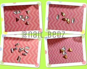 Choose your Favorite! nail studs for nail art.