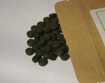 Chlorella Tablets - FREE SHIPPING Worldwide - 100g