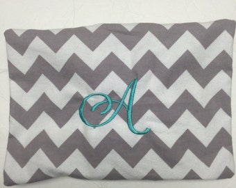 Corn Bag, Heating Pad, Hot Cold Pack, Microwaveable Heat Pack, Monogrammed Gift,  Valentine's Day Gift, New Mom Gift, Christmas PresentGift