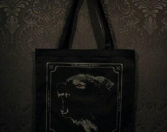 WOLF - Tote bag