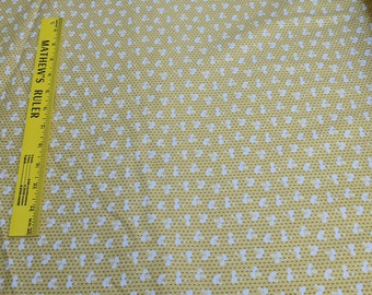 Madrona Road-Yellow Sprout by Violet Craft for Michael Miller Fabrics