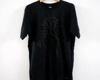 Vintage Keith Haring Shirt Size L Pop Art Shirt