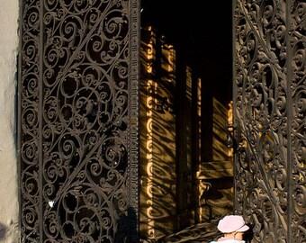 Gateway - Fine Art Photograph - Portal Postcard for Postcrossing