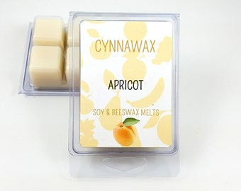 APRICOT Soy & Beeswax Melts