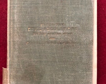 Infantry Drill Regulations-US Army 1911/259 pages/Free SH to US/Great Condition#606