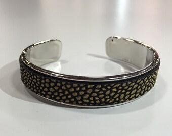 Stingray Cuff Bracelet